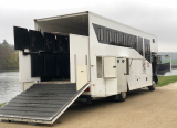Camion 5 chevaux + home car 5 couchages 390€