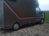 Camion chevaux  renault master (76) 120€