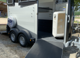 Location van Ifor Williams neuf 1/5 place (91) 50€
